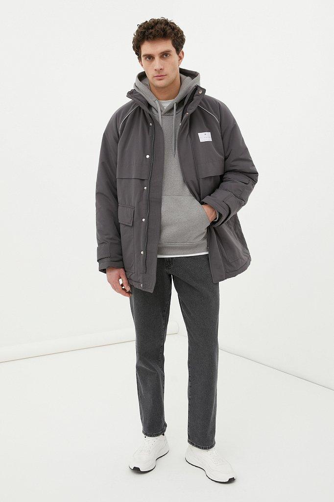 Куртка мужская, Модель FAB21087, Фото №2