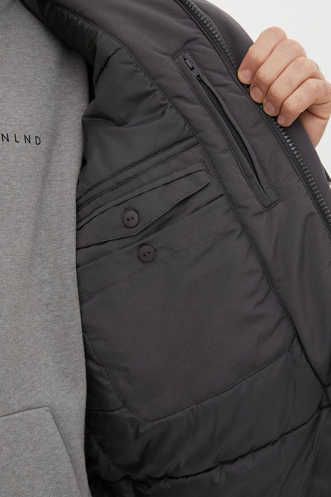 Куртка мужская, Модель FAB21087, Фото №4