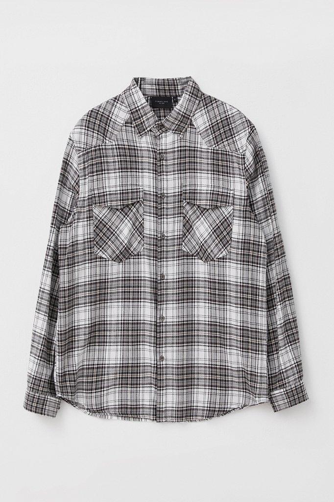 Рубашка мужская, Модель FAB21055, Фото №7