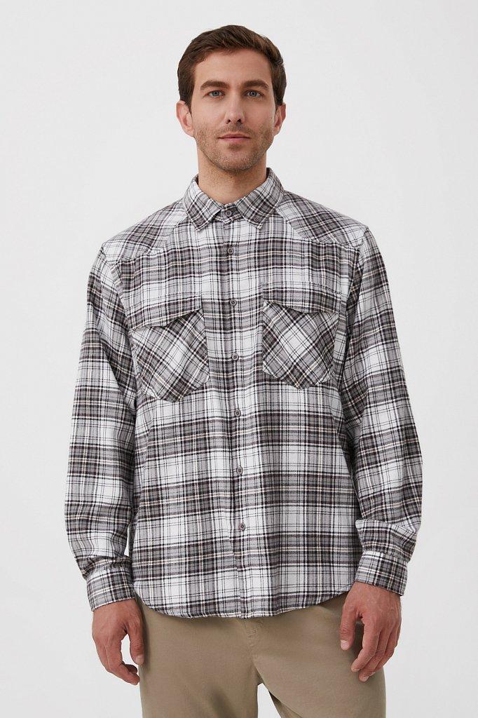 Рубашка мужская, Модель FAB21055, Фото №1
