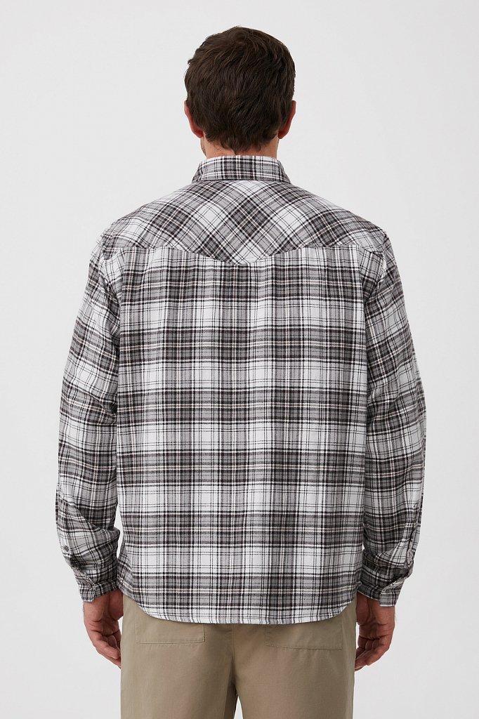 Рубашка мужская, Модель FAB21055, Фото №4