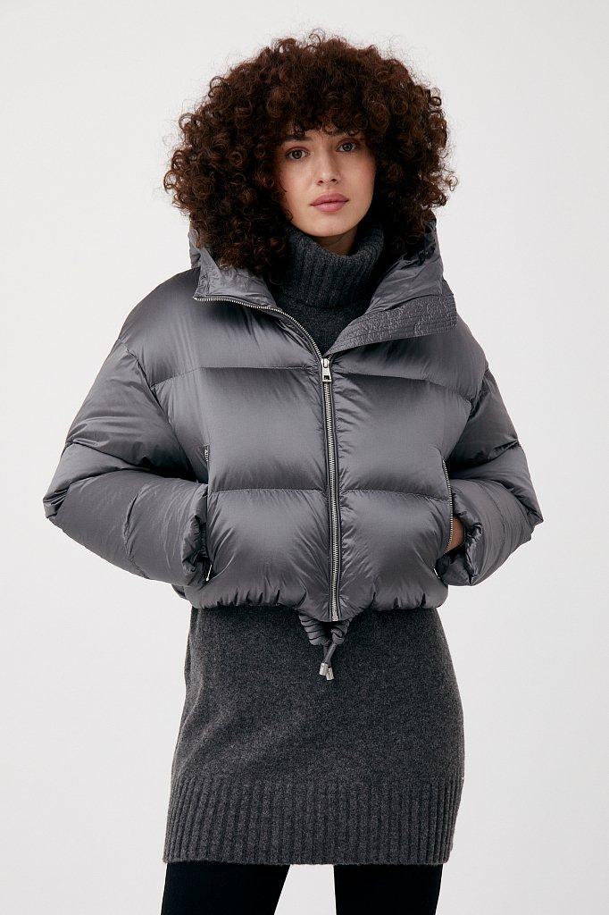 Куртка женская, Модель FAB110187, Фото №1
