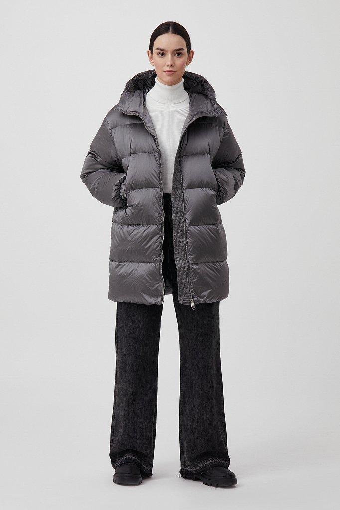 Пальто женское, Модель FAB110195, Фото №2
