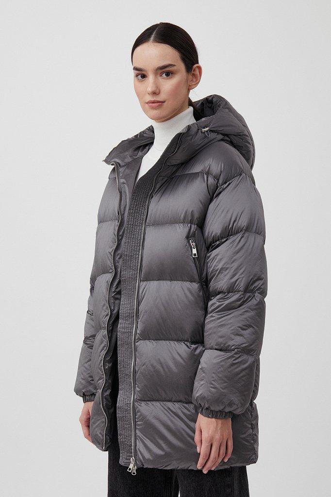 Пальто женское, Модель FAB110195, Фото №3