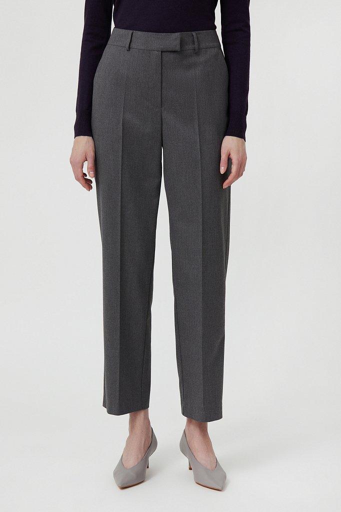 Классические женские брюки со стрелками, Модель FAB11035R, Фото №2