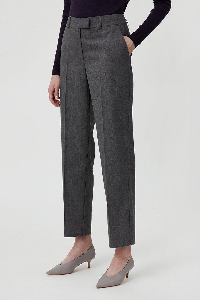 Классические женские брюки со стрелками, Модель FAB11035R, Фото №3