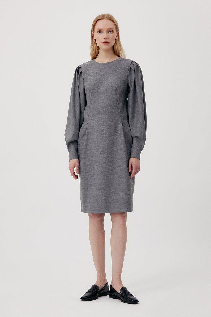 Платье женское, Модель FAB110135R, Фото №1