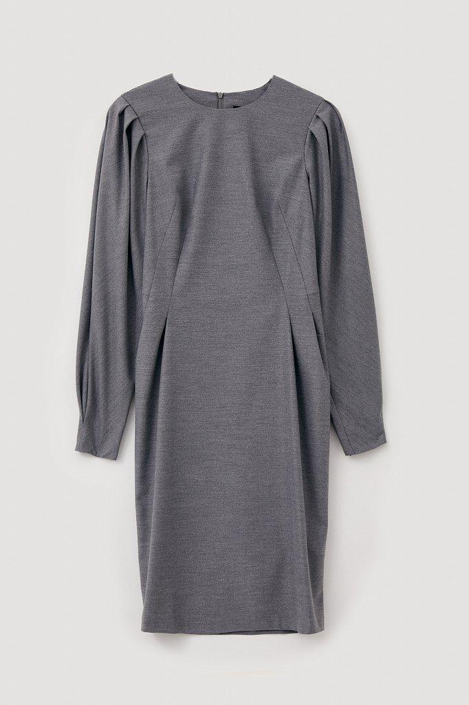 Платье женское, Модель FAB110135R, Фото №7