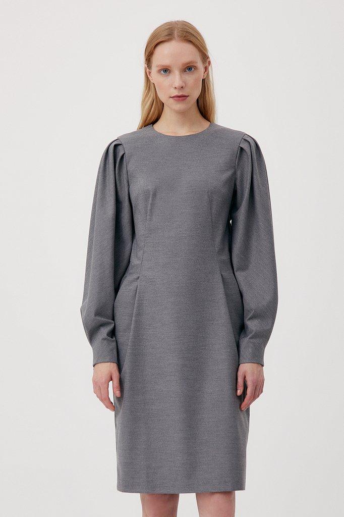 Платье женское, Модель FAB110135R, Фото №2