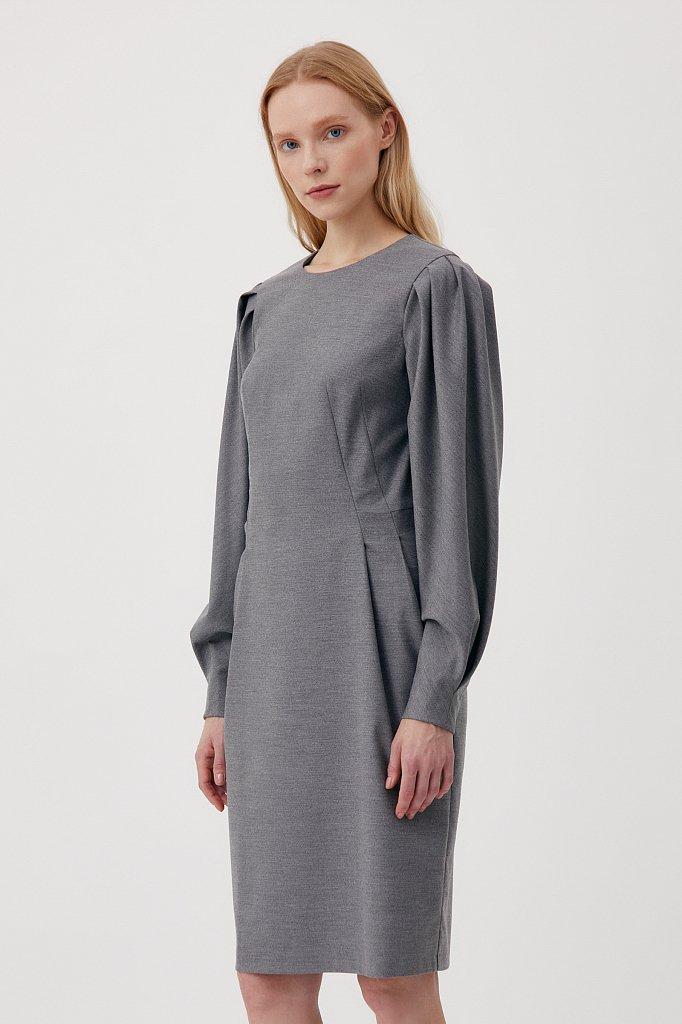 Платье женское, Модель FAB110135R, Фото №3