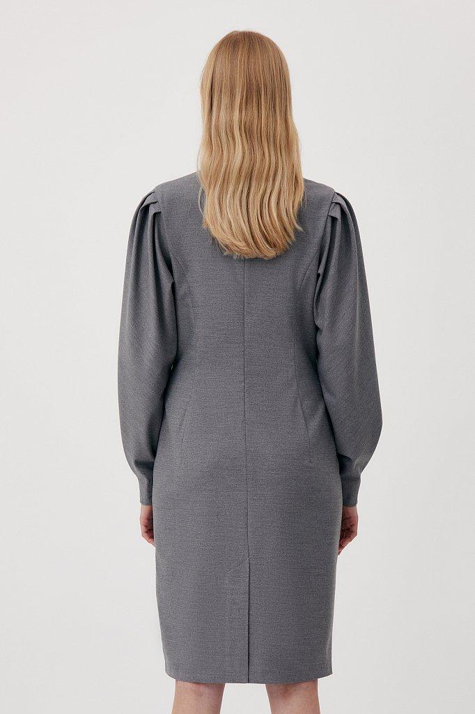 Платье женское, Модель FAB110135R, Фото №4