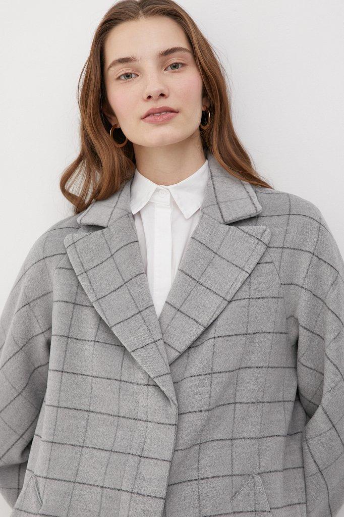 Пальто женское, Модель FAB110185, Фото №5