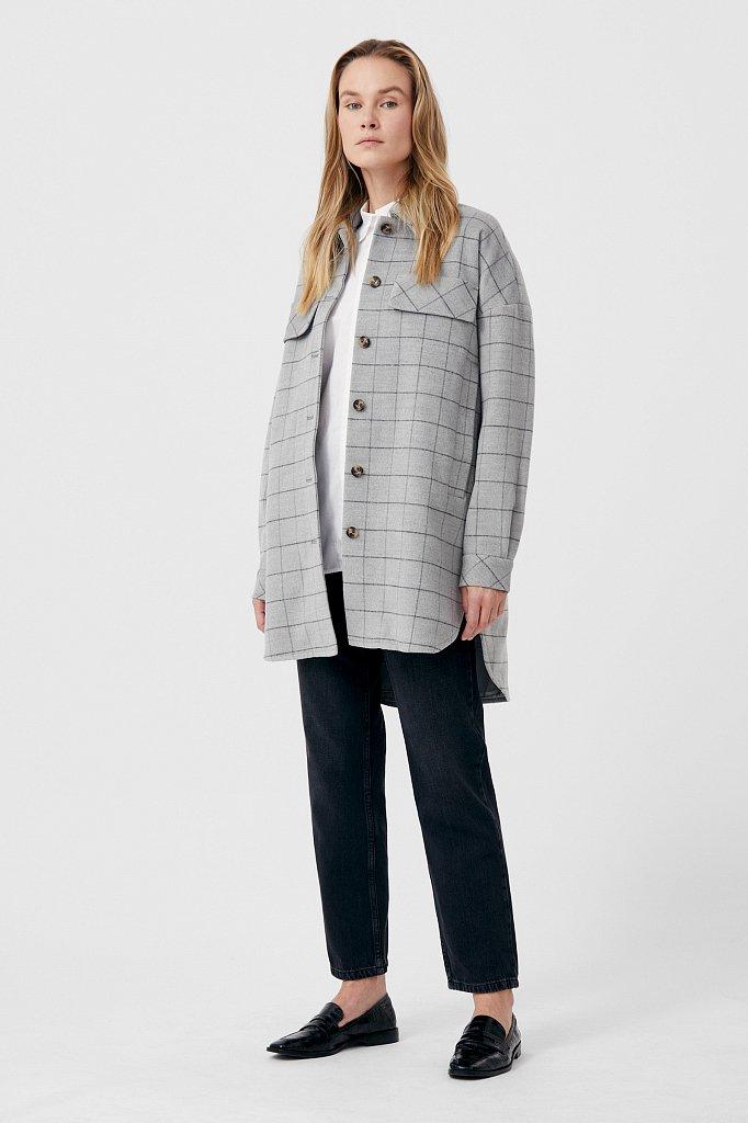 Пальто женское, Модель FAB11040, Фото №2