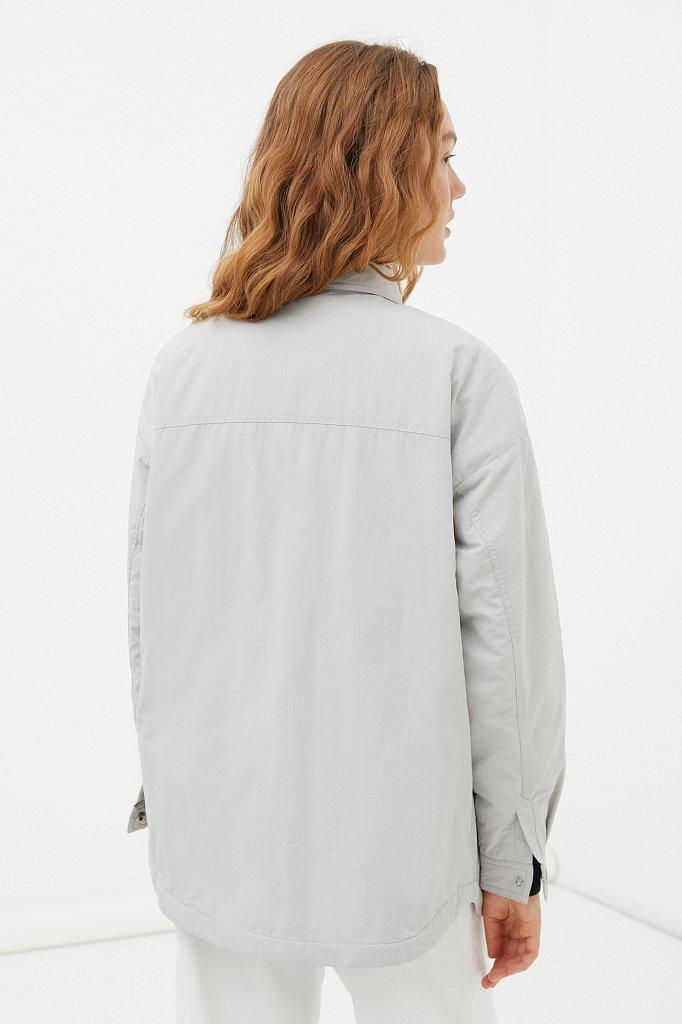 Куртка женская, Модель FAB11064, Фото №4