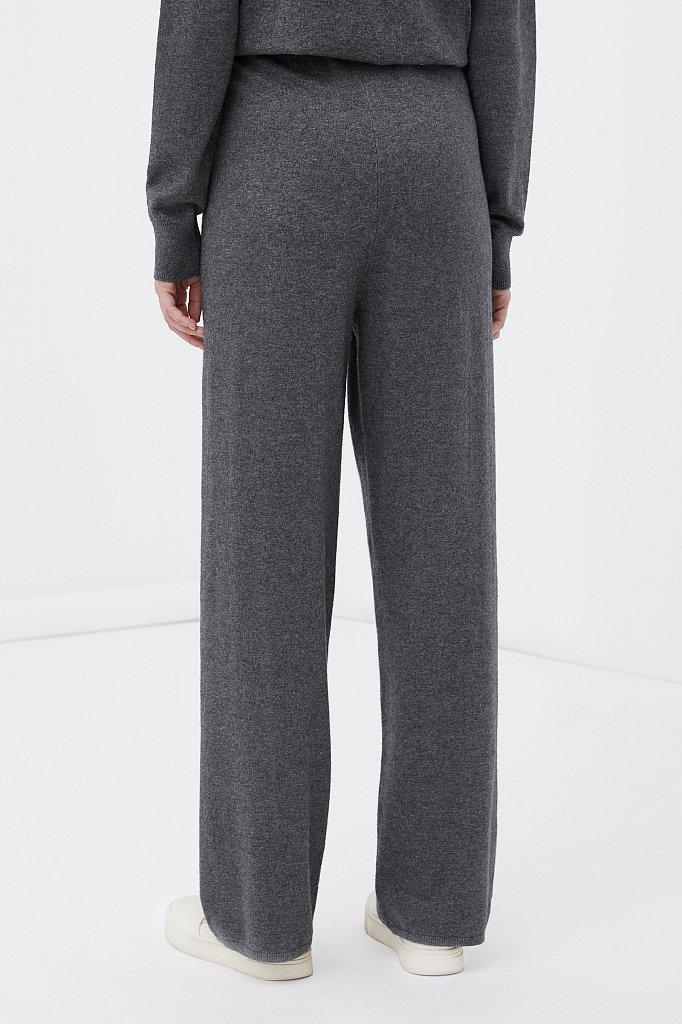 Женские спортивные брюки с шерстью и кашемиром, Модель FAB11187, Фото №4
