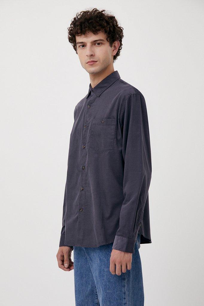 Верхняя сорочка мужская, Модель FAB21014, Фото №3