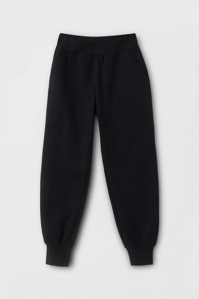 Спортивные женские брюки прямого кроя, Модель FAB11043, Фото №6
