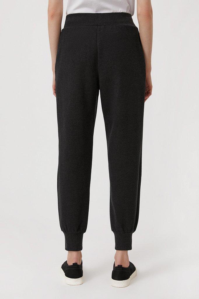 Спортивные женские брюки прямого кроя, Модель FAB11043, Фото №4