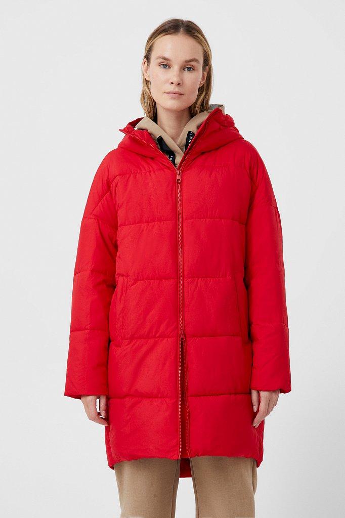 Пальто женское, Модель FAB110151, Фото №1