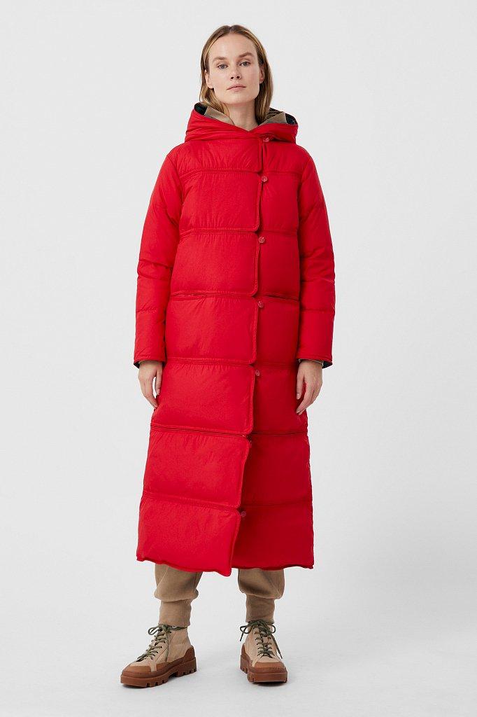 Пальто женское, Модель FAB110153, Фото №1
