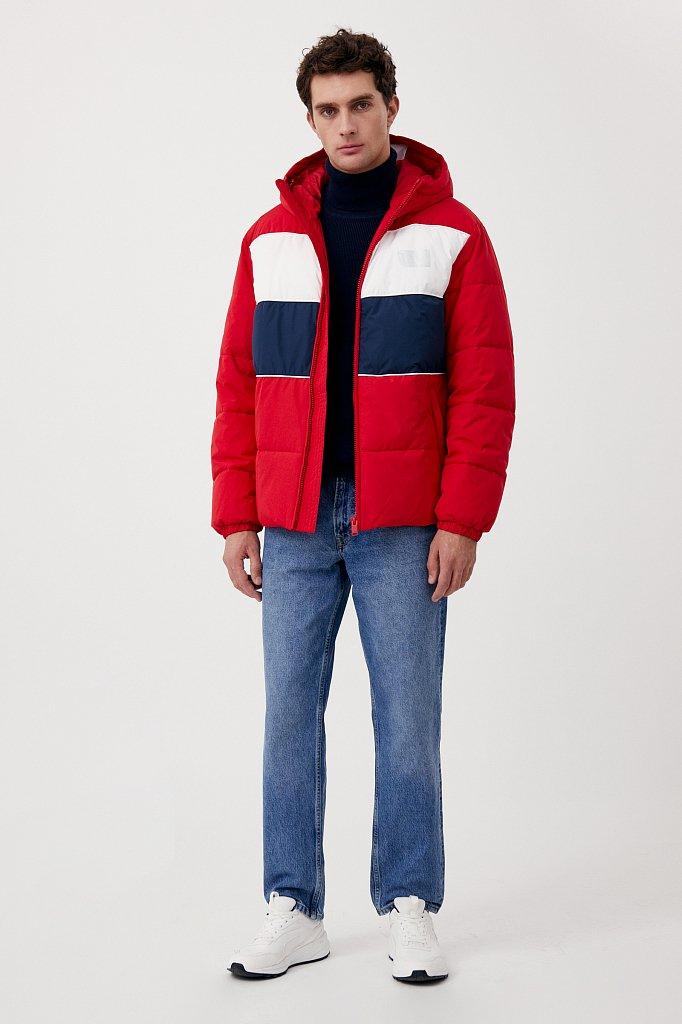 Куртка мужская, Модель FAB21085, Фото №2