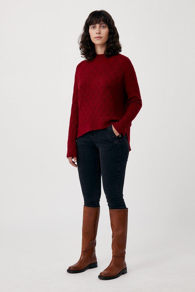 Джемпер женский, Модель FAB11164, Фото №2