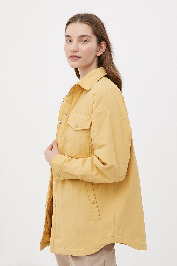 Куртка женская, Модель FAB11064, Фото №3