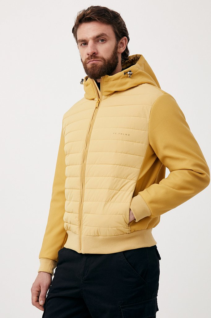 Куртка мужская, Модель FAB210100, Фото №3