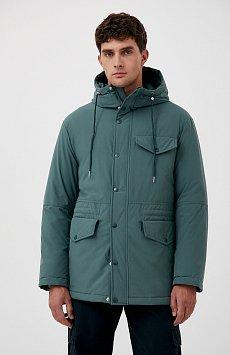 Демисезонная куртка мужская свободного кроя FAB21049