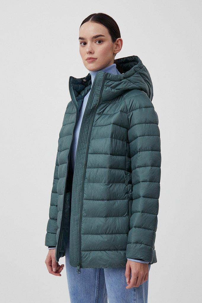 Куртка женская, Модель FAB110220, Фото №3