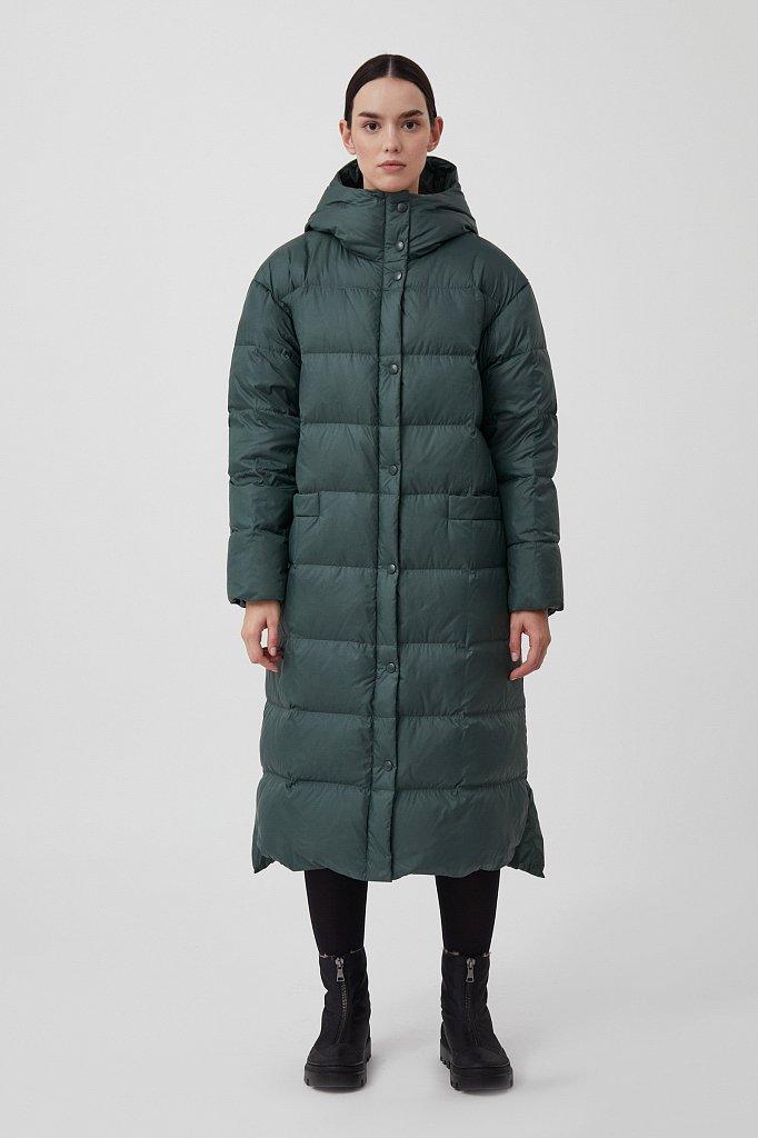 Пальто женское, Модель FAB11046, Фото №1