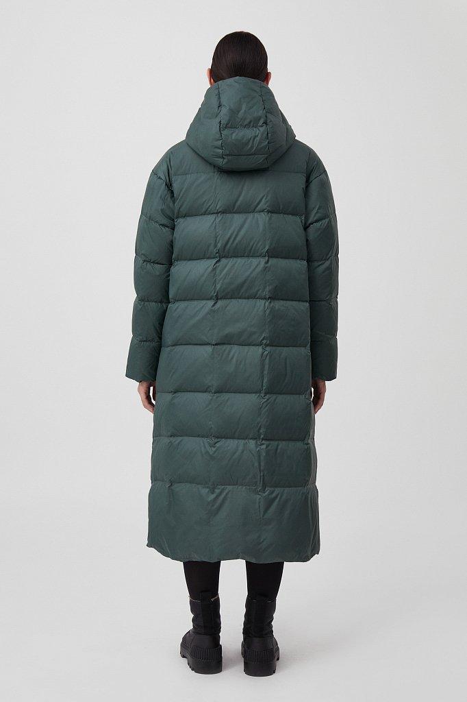 Пальто женское, Модель FAB11046, Фото №4