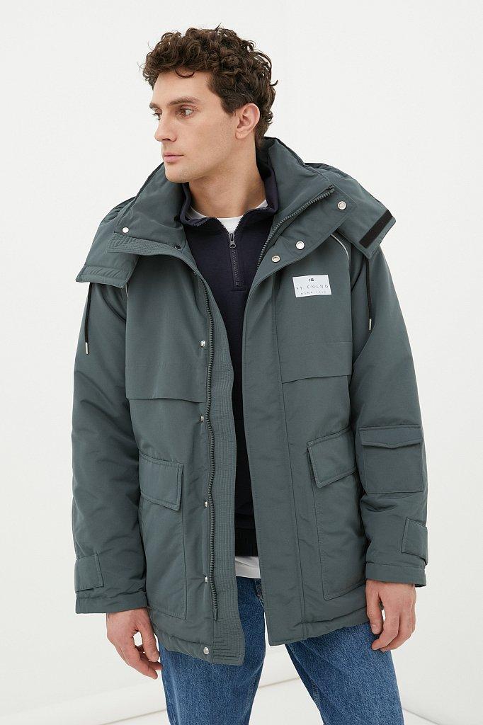 Куртка мужская, Модель FAB21087, Фото №1