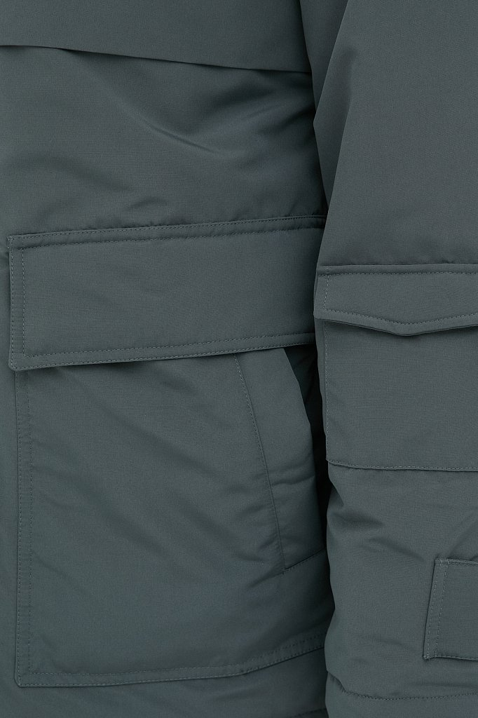 Куртка мужская, Модель FAB21087, Фото №7