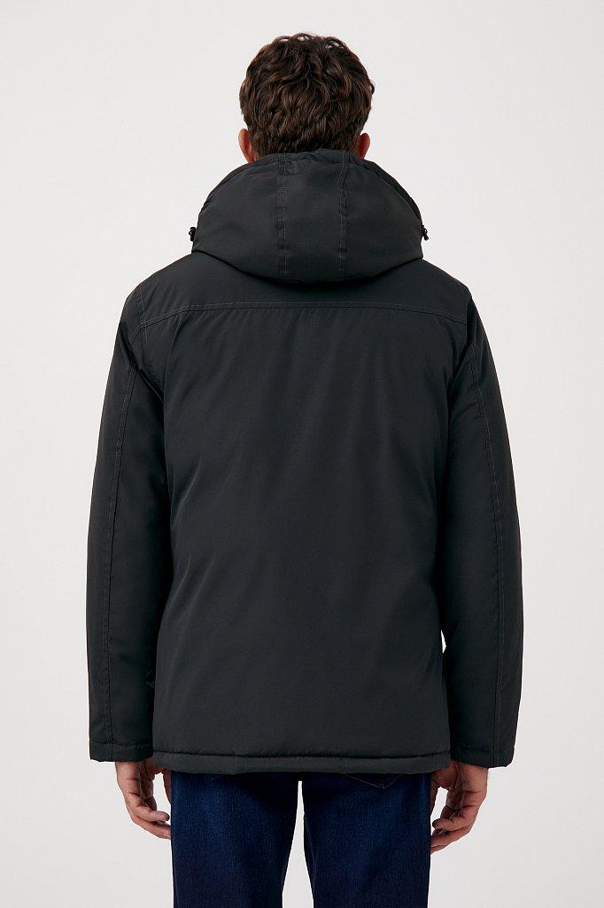 Удлиненная куртка в стиле casual, Модель FAB210107C, Фото №5