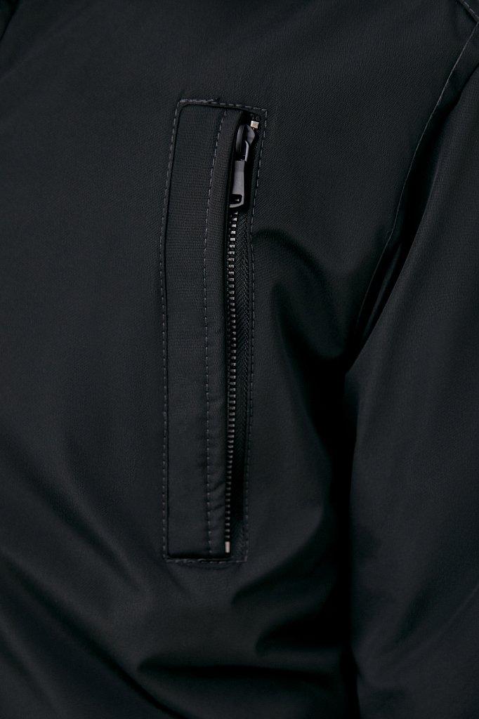 Удлиненная куртка в стиле casual, Модель FAB210107C, Фото №7