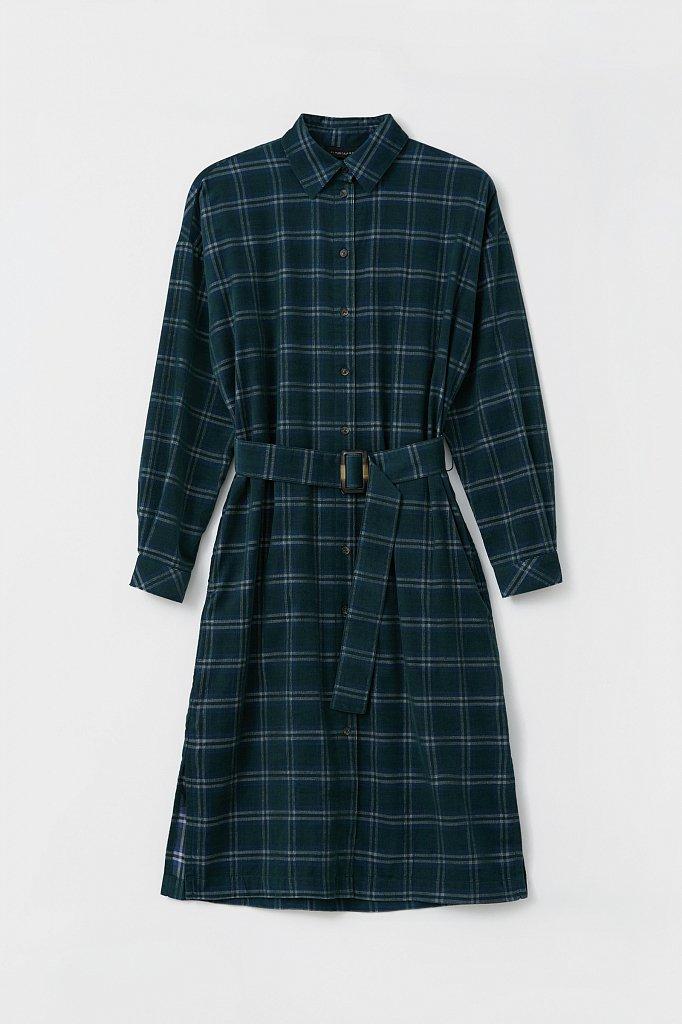 Платье-рубашка женское, Модель FAB110116, Фото №7
