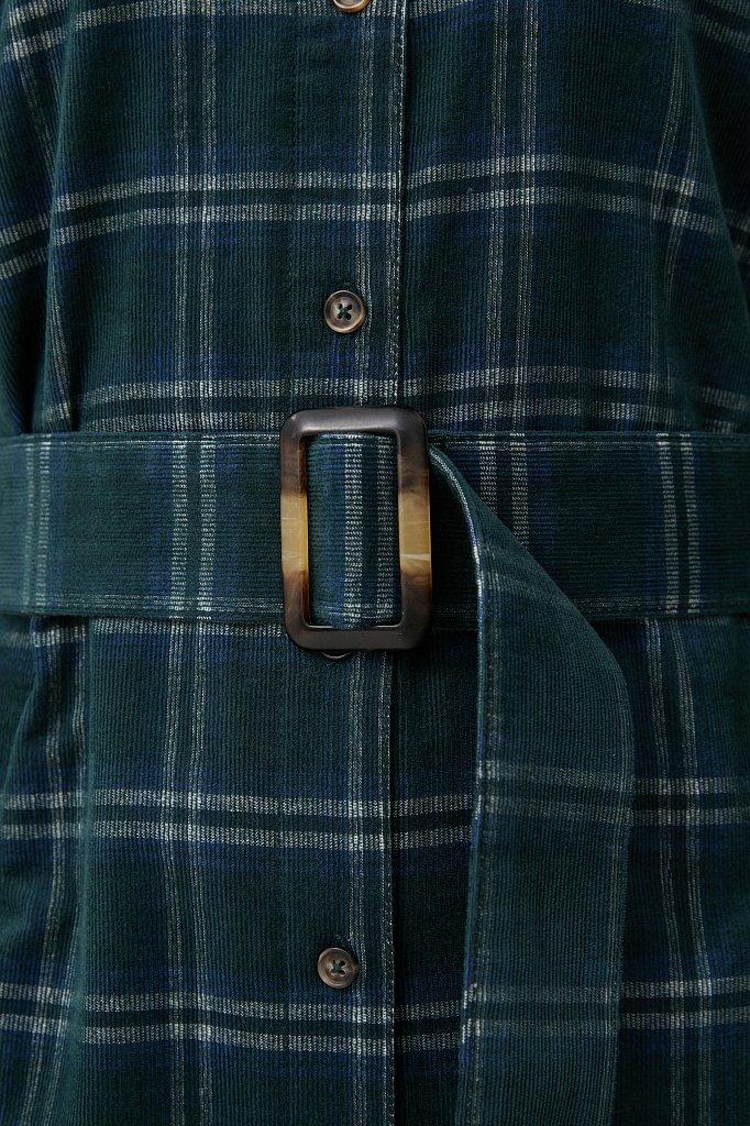 Платье-рубашка женское, Модель FAB110116, Фото №5