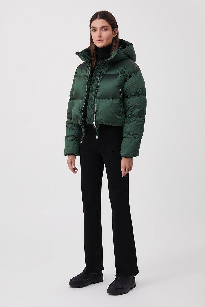 Куртка женская, Модель FAB110187, Фото №2