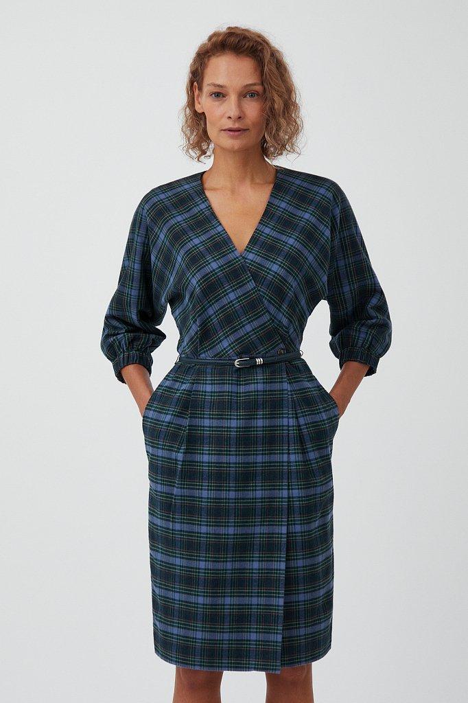 Платье женское, Модель FAB11054, Фото №1