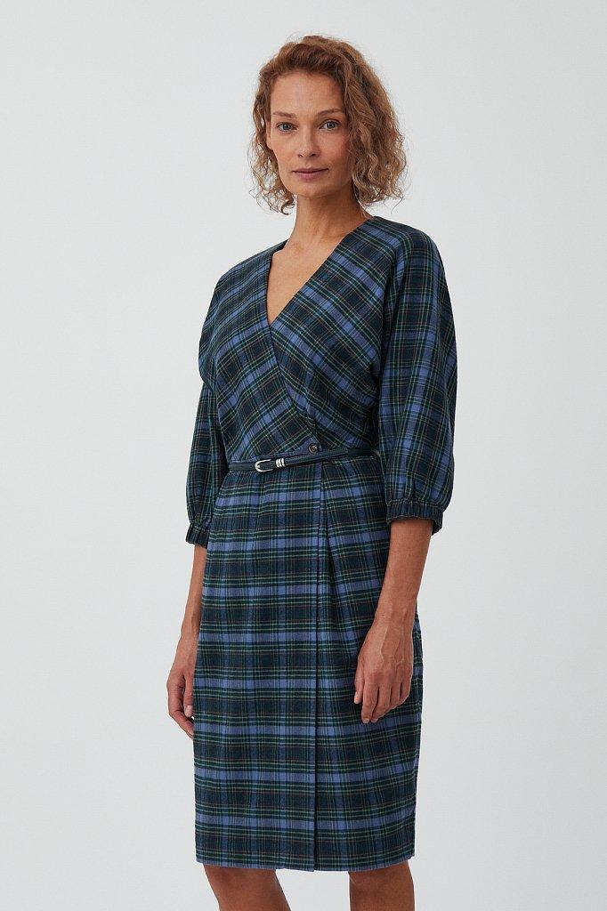Платье женское, Модель FAB11054, Фото №3