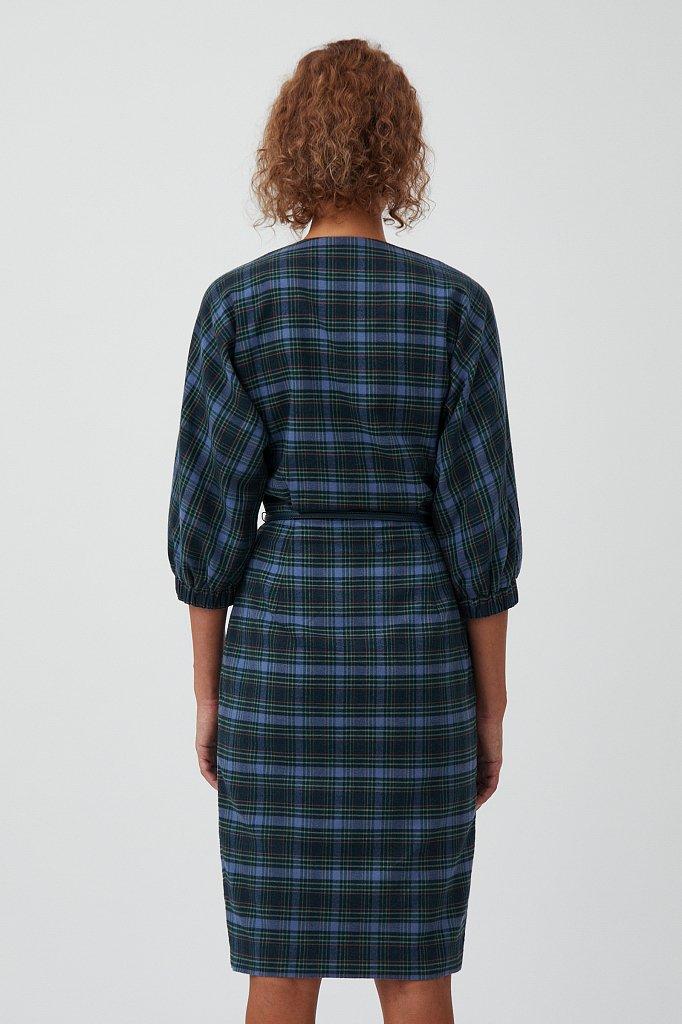 Платье женское, Модель FAB11054, Фото №4