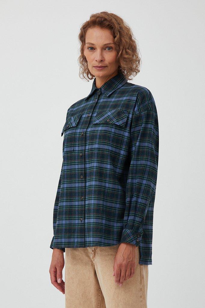 Блузка женская, Модель FAB11060, Фото №3