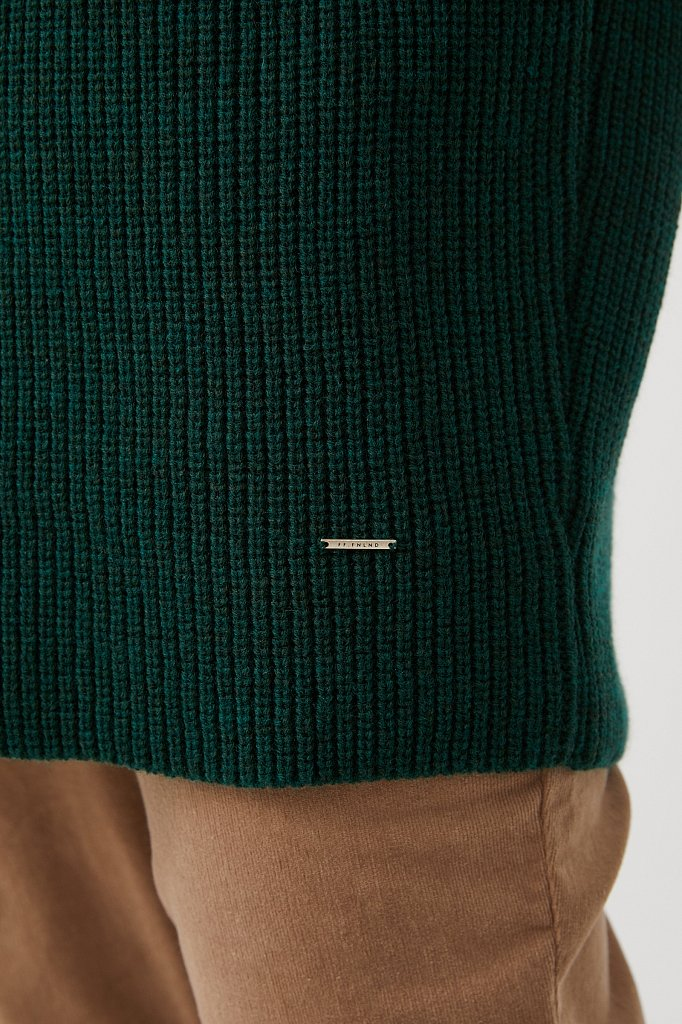 Жилет женский с шерстью, Модель FAB11101, Фото №5