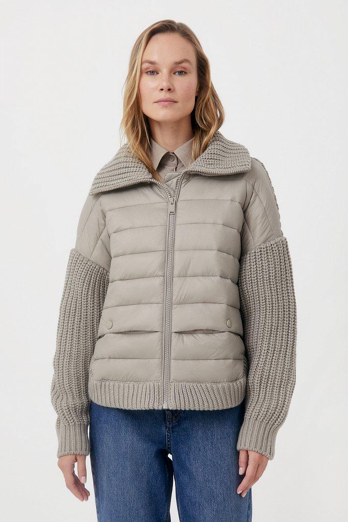 Куртка женская, Модель FAB110140, Фото №1
