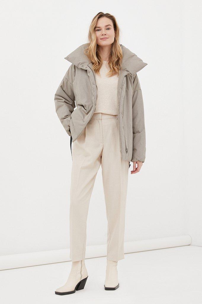 Куртка женская, Модель FAB11027, Фото №2