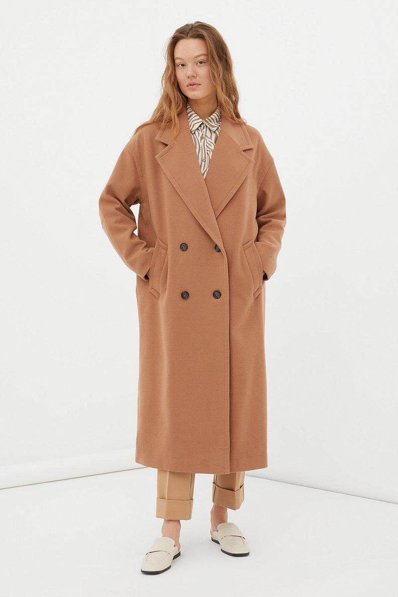 Пальто женское, Модель FAB11041, Фото №1