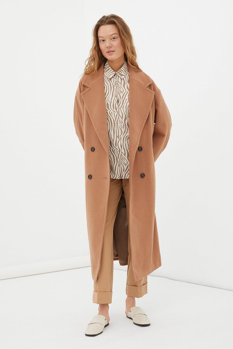 Пальто женское, Модель FAB11041, Фото №2