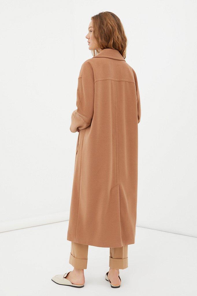 Пальто женское, Модель FAB11041, Фото №4