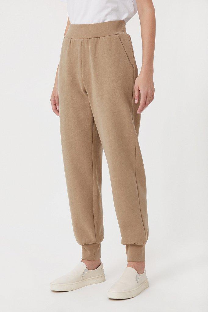 Спортивные женские брюки прямого кроя, Модель FAB11043, Фото №3